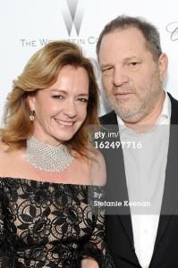Caroline Scheufele & Harvey Weinstein