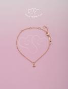 Special edition Happy Diamonds bracelet