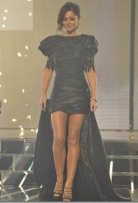 Stephane Rolland Joanne-Black Cheryl Cole